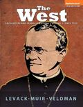 The West: Encounters & Transformations, Volume 2: Since 1550, Black & White Plus NEW MyHisto...