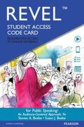 REVEL -- Access Card -- for Public Speaking : An Audience-Centered Approach