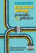 Electrical Wiring - Clyde N. Herrick - Hardcover - 2nd ed