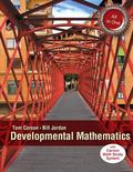 MyMathLab for Carson Developmental Mathematics : Prealgebra, Elementary Algebra, and Interme...