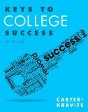 Keys to College Success Plus NEW MyStudentSuccessLab Update -- Access Card Package (8th Edit...