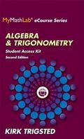 MyMathLab for Trigsted Algebra and Trigonometry -- Access Card Plus Guided Notebook
