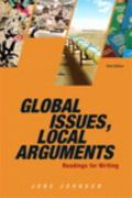 Global Issues, Local Arguments Plus MyWritingLab -- Access Card Package (3rd Edition)