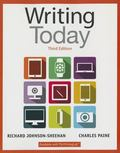 Writing Today Plus MyWritingLab with Pearson eText -- Access Card Package (3rd Edition)