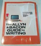 Allyn & Bacon Guide to Writing, Brief Edition,The & Little Penguin Handbook, The Package