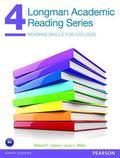 Value Pack: Longman Academic Reading 4 Student Book and Longman Academic Writing 3 Student Book