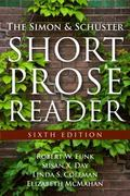 The Simon and Schuster Short Prose Reader Plus MyWritingLab -- Access Card Package (6th Edit...