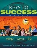 Keys to Success Quick Plus NEW MyStudentSuccessLab with Pearson eText -- Access Card Package