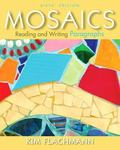Mosaics: Reading and Writing Paragraphs Plus MyWritingLab with eText -- Access Card Package ...