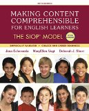 Making Content Comprehensible for English Learners: The SIOP Model (5th Edition) (SIOP Series)