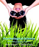 Psychological Science: Modeling Scientific Literacy (paperback) (2nd Edition)