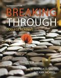 Breaking Through: College Reading Plus MyReadingLab with Pearson eText -- Access Card Packag...