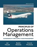 Principles of Operations Management: Sustainability and Supply Chain Management (10th Edition)