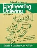 Introduction to Engineering Drawing The Foundations of Engineering Design and Computer-Aided...