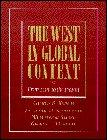 West in Global Context From 1500 to the Present