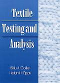 Textile Testing and Analysis
