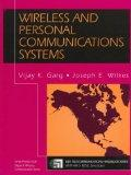 Wireless and Personal Communications Systems Fundamentals and Application