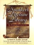 Speaker's Lifetime Library