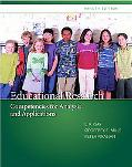Educational Research Text w/ MyEducLab