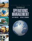 Principles of Operations Management and Student CD & DVD  Value Package (includes POM-QM for...