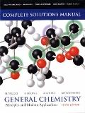Solutions Manual -- General Chemistry: Principles and Modern Applications