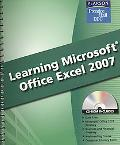 Learning Microsoft Excel 2007 Student Edition