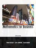Mathematics for Business (9th Edition) (MyMathLab Series)