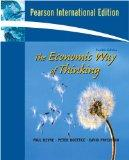 The Economic Way of Thinking: PEARSON INTERNATIONAL VERSION (12TH EDITION)