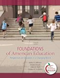 [Instructors Copy] Foundations of American Education 15th ED. 2011
