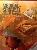 Medical-surgical Nursing (preparation for practice)