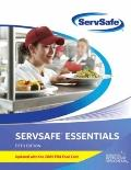 ServSafe Essentials with AnswerSheet Update with 2009 FDA Food Code (5th Edition)