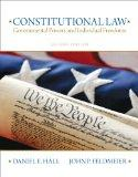 Constitutional Law: Governmental Powers and Individual Freedoms (2nd Edition)