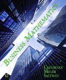 Business Mathematics (12th Edition) (MyMathLab Series)
