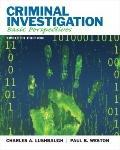 Criminal Investigation Basic Perspectives Twelfth Edition (Criminal Investigation Basic Pers...