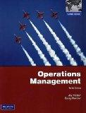 Operations Management Global Edition (Tenth Edition)