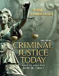 Criminal Justice Today (10th Edition) (MyCrimeKit Series) (Hardcover)