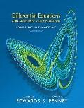 Differential Equations and Boundary Value Problems: Computing and Modeling Value Package (in...