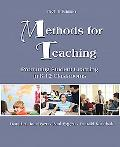 Methods for Teaching: Promoting Student Learning in K-12 Classrooms (8th Edition)