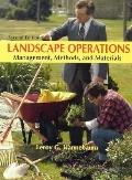 Landscape Operations Management, Methods, and Materials