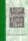 Legal Assistant's Letter Book