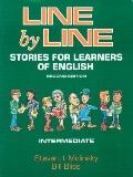 Line by Line Stories for Learners of English  Intermediate