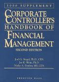 Corporate Controller's Handbook of Financial Management