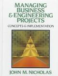 Managing Business+engineering Projects