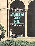 Mastering Study Skills A Student Guide