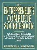Entrepreneur's Complete SourceBook - Alexander Watson Hiam - Hardcover