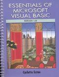 Essentials of Ms Visual Basic Ver.5.0