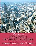 Essentials of Management Information Systems (8th Edition)
