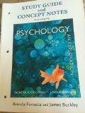 Study Guide with Concept Notes for Psychology (Paperback)