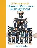 Framework for Human Resource Management, A (5th Edition)