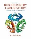 Biochemistry Laboratory: Modern Theory and